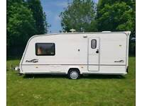 Bailey Pageant Monarch Series 6 2006 Two Berth Touring Caravan