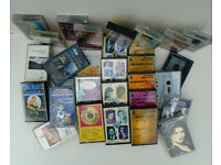 Very Large Selection of Cassette Tapes