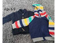 Boys 6 - 9 Months Clothes