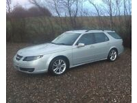 2008 Saab 9-5 1.9 TID VECTOR SPORT ESTATE