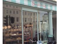 Talented & ambitious pastry chefs Sugardough Hove
