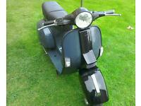 Vespa 125cc,project.spares or repairs.