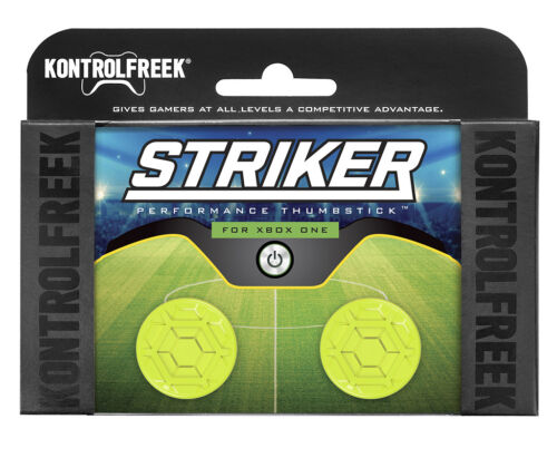 KontrolFreek 8008-XB1 Striker Thumbsticks for Xbox One Yellow