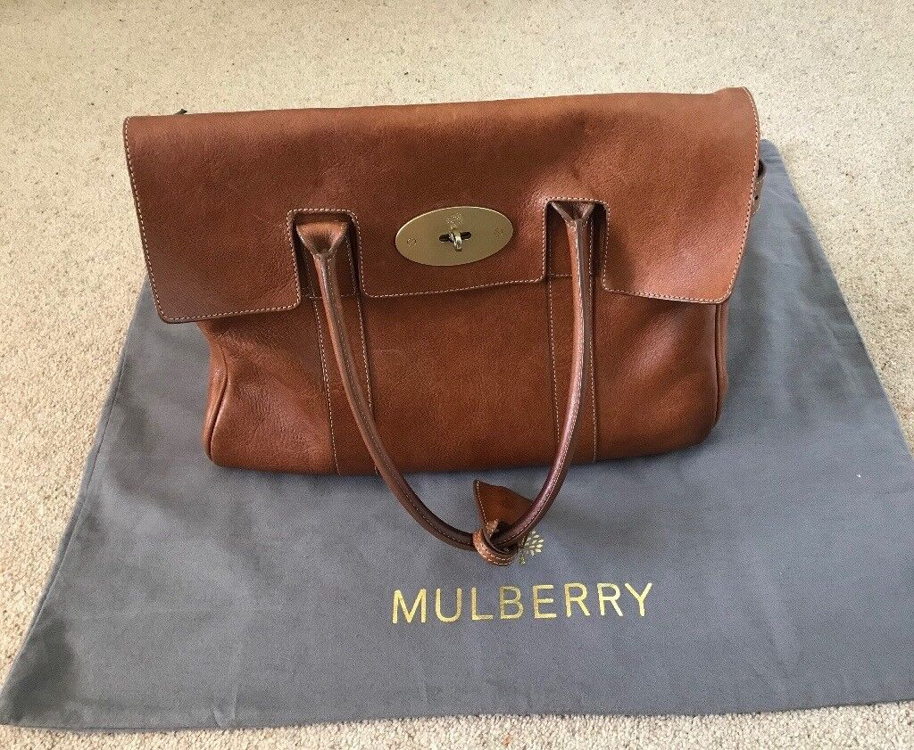 fdebefdaf16e Mulberry Heritage Bayswater Hand Bag
