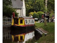 """Narrow Boat """"Bethan"""" for sale"""
