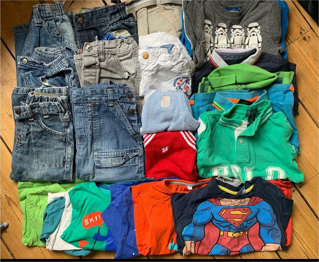 f0e5363d3db9 Baby Boys Clothes Bundle Age 18-24 months   in Ipswich, Suffolk ...