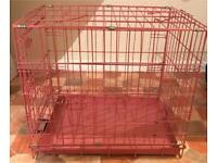 CAT OR PUPPY CAGE CAN DELIVER