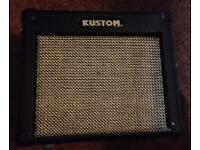 KUSTOM SOLO 16 GUITAR AMPLIFIER COMBO