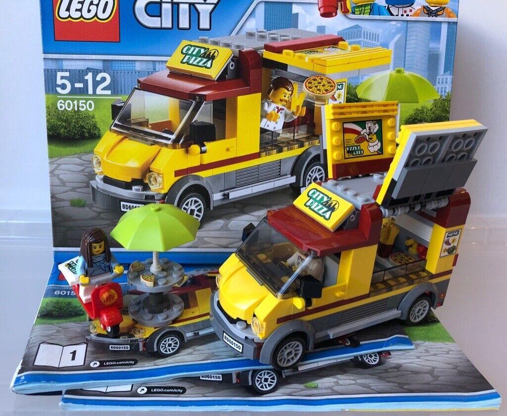 Lego City Great Vehicles Pizza Van 60150 In Guildford Surrey Gumtree