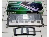 YAMAHA PSRE223 Portable Digital Keyboard 61 Keys & 375 Sounds with Y.E.S. Suite