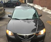 Great car, well maintained 2008 Mazda 3
