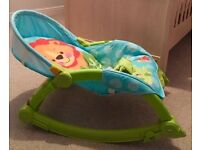 Fisher Price Newborn to Toddler Rocking Chair