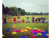 FIT Celebrations. Birthday Party Entertainment for children aged 3 – 10 years