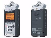 Zoom H4N sound recorder – DOES NOT BOOT