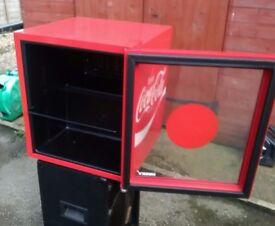 for sale new coca-cola fridge
