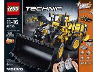 LEGO TECHNIC 42030 Remote-Controlled VOLVO L350F Age 11-16 / 1636 Pcs BNISB