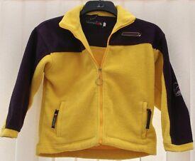 Trespass Boy's Jacket, size 5-6 years