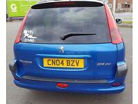 For sale Peugeot 206sw