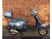 Piaggio Vespa Primavera 50cc 2T, ONLY 1025 miles