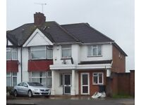 HOUSE FOR SALE IN SOUTHALL LADYMARGARET ROAD VERY GOOD LOCATION