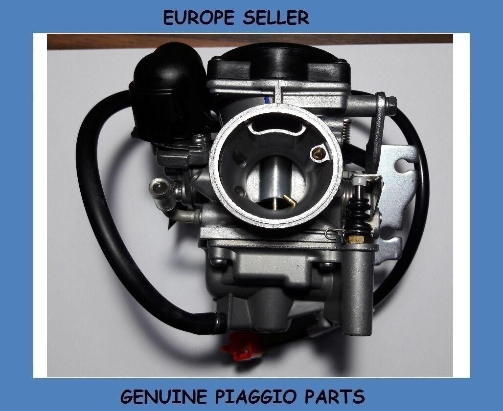 piaggio fly 150 4t (u.s.a) 2006 - on genuine piaggio keihin