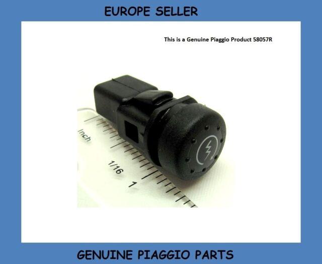PIAGGIO FLY 50 2T 4T Genuine Start Button