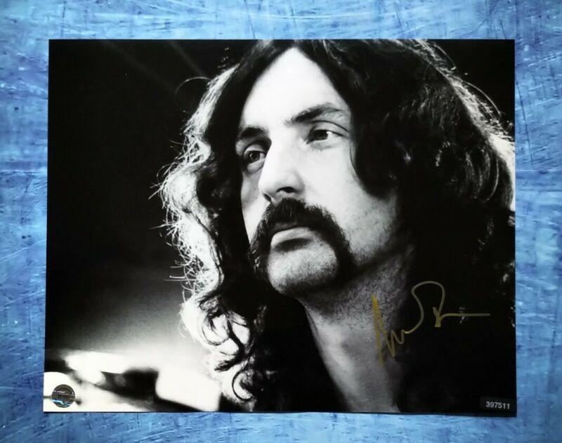 Nick Mason Hand Signed Autographed 8x10 Photo COA Pink Floyd