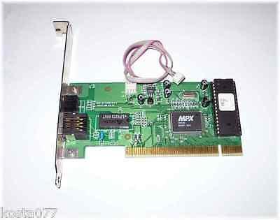 EN1207DTX4-AK50R, LAN PCI 10-100 Card, Network Adapter w/ Boot ROM, U1, V2.04A