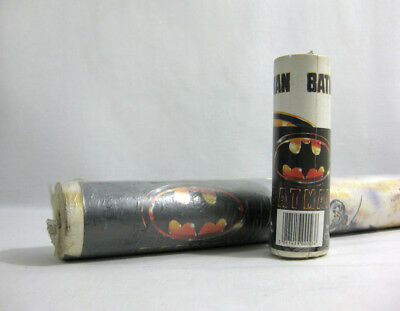 NEW 1992 DC Comics ✧ BATMAN ✧ Vintage Wallpaper and Border Rolls MISP](Dc Comics Batman Wallpaper)