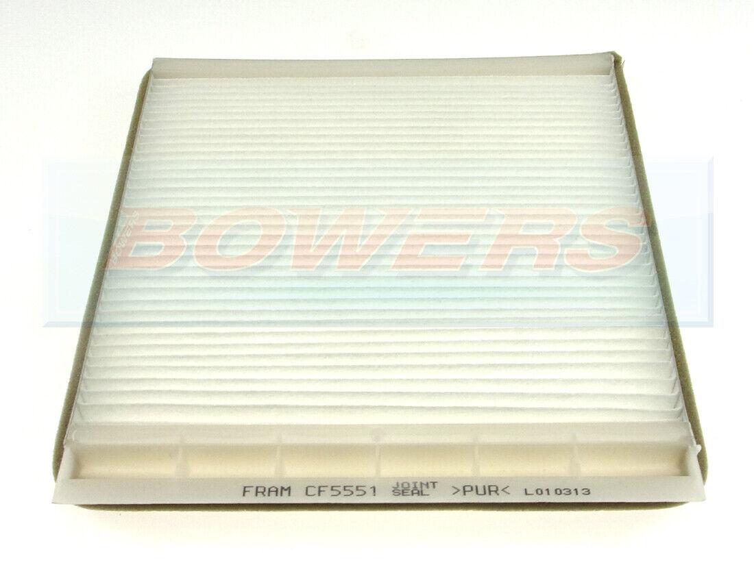Volvo C70 MK2 D5 Genuine Fram Cabin Interior Air Filter Service Pollen