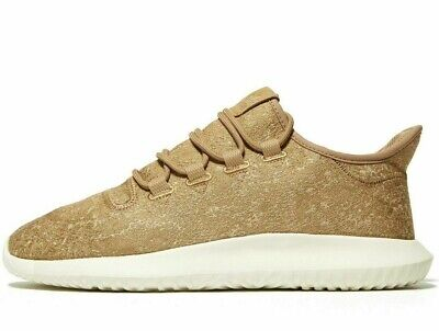 🔥Adidas Tubular Shadow ® ( Size UK 6  10.5 13  ) Cardboard Brown Khaki Printed
