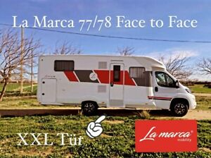 La Marca 77 / 78 NEW 2022 Face to Face