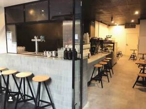 Bustling CBD Cafe requires Experienced All-Rounder/Barista!