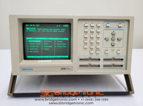 Tektronix 1230 Logic Analyzer