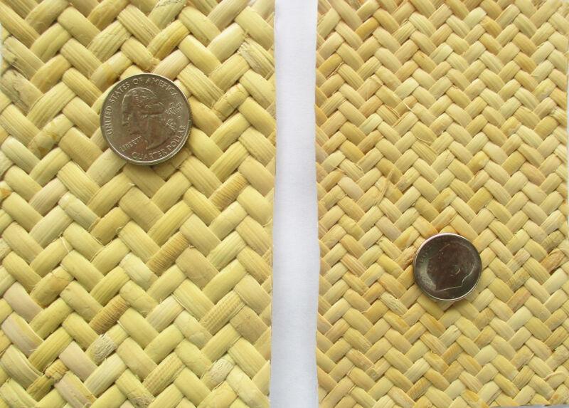 Herrringbone Cane Webbing Sheets- Choice of 2 Styles and 2 Sizes- MANY USES!