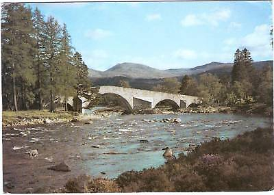 DeesideThe Old Bridge of Dee, Old Postcard. By J.A.Dixon, , used for sale  Shipping to South Africa