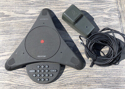 Polycom Soundstation Ex Conference Speakerphone 220100696001 Premier Wall Module