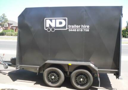 Trailer Hire from $50 - Fully Enclosed Furniture Trailer Point Cook Wyndham Area Preview