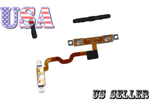 Power Volume Button Flex Cable For iPod Touch 2nd Gen With Button