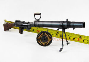 Dragon Action Figure 1:6 British WW2 Lewis Automatic Machine Gun Model G_Lewis