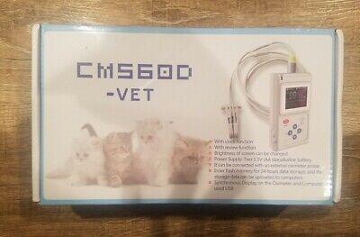 Veterinary Pulse Oximeter Cms60d-vetear Tongue Spo2 Probepc Software Download
