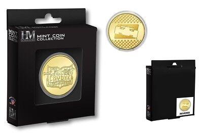 Coyote A.J. Foyt Enterprises & IndyCar Bronze Collector Coin Indy 500 Souvenir