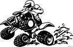 Dirty ATV Parts