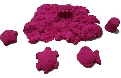 2 lb Refill Rose Pink Space sand / Moon Magic Sand Mold And Play / DIY Kinetic