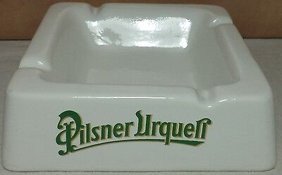 VHTF PILSNER URQUELL BEER CERAMIC ASHTRAY