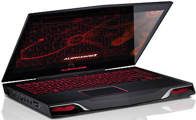 Dell Alienware 14 M14x Intel i7 8GB Nvidia Gaming Laptop Windows 10