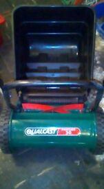Qualcast panther 30 push lawn mower