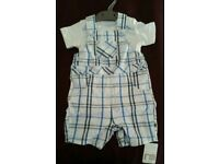 Mothercare boys outfit 6-9months