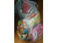 Bag of toys only £5