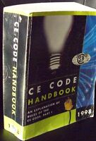 CANADIAN ELECTRIC CODE EXPLAINED HANDBOOK C22.1HB-98